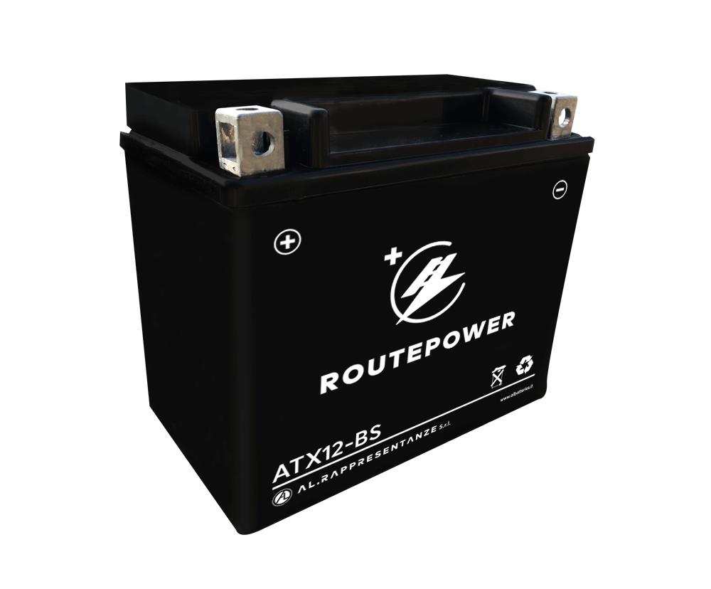 Routepower Batterie - Moto 4AH DRY